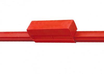 滑触线接头护盒