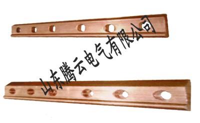钢体滑线连接板
