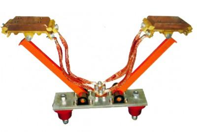 侧装式钢体滑触线集电器
