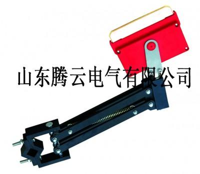 单极重型滑触线集电器